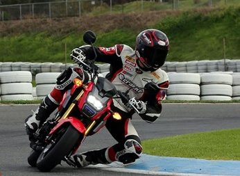 Honda Grom Rider Training